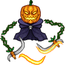 Pumpking Full Body