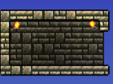 Tin Brick Wall