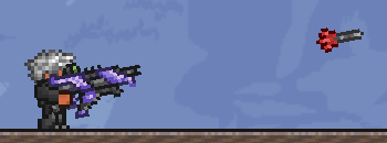 Uso del rifle de dardos