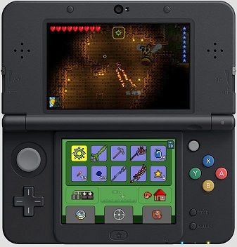 Terraria 3DS | Terraria Wiki | FANDOM powered by Wikia