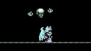 Скелетрон-младший с игроком