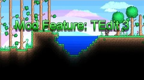 Terraria - Mod Feature - TEdit 3