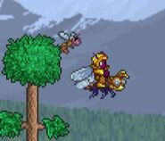 Bee Mount | Terraria Wiki | FANDOM powered by Wikia