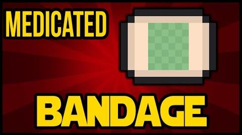 Medicated Bandage, Terraria 1 2 Accessory, Terraria HERO, Terraria Wiki