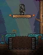 Zombie trap