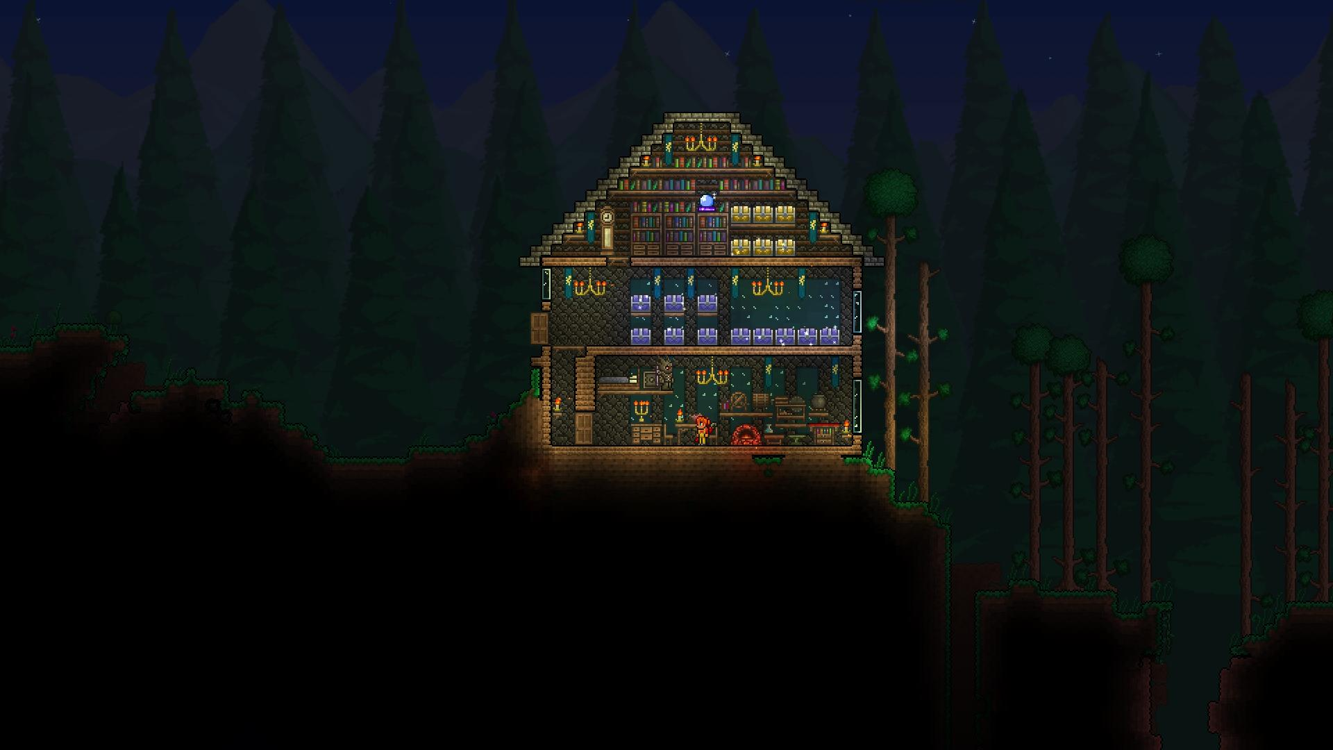 Best Of Terraria House Building Ideas | Home Design Pictures Best Terraria House Design Html on terraria home design, best runescape house design, best tiny house design, best minecraft house design, terraria tree house design, cool terraria castle design, terraria npc house design,
