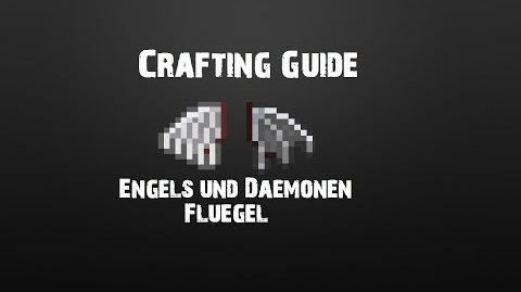 Terraria Engels - und Dämonenflügel Crafting Guide Ger HD