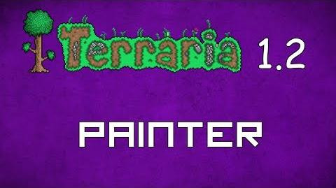 Painter - Terraria 1