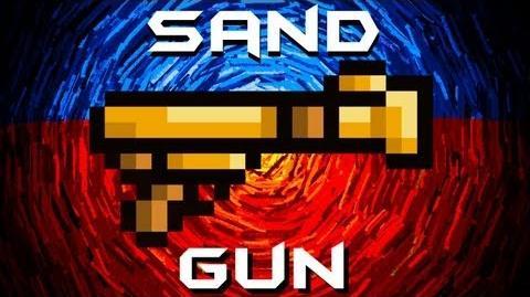 Terraria - Sandgun
