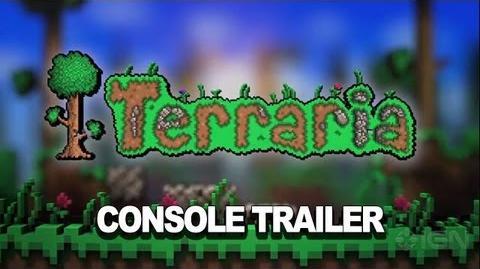 Terraria Console Teaser Trailer