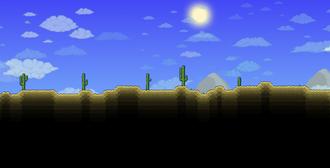 Desierto paisaje