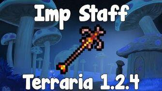 Imp Staff - Terraria 1.2