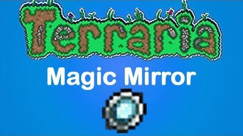 Terraria Magic Mirror