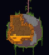 Beehive Planetoid