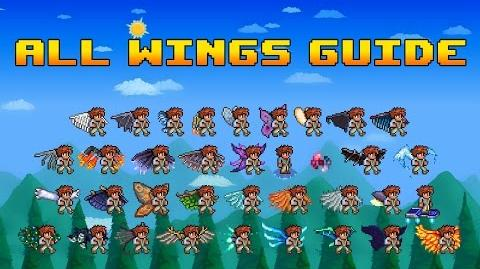 Wings | Terraria Wiki | FANDOM powered by Wikia