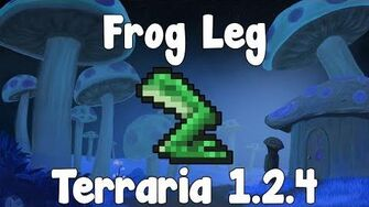 Frog Leg - Terraria 1.2