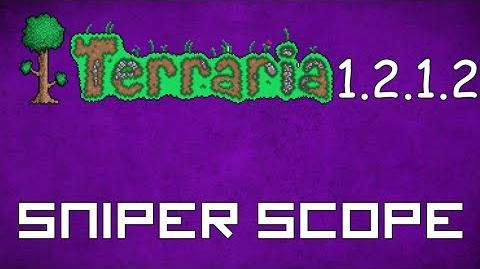 Sniper Scope - Terraria 1.2.1
