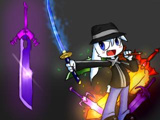 File:Terraria swords.png