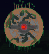 Main Planetoid