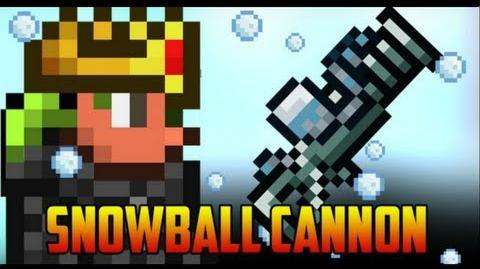 Snowball Cannon
