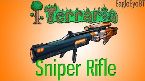 Terraria Sniper The Best Weapon in the Game Help and Howto!
