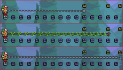 Terraria Grappling Devices Comparison