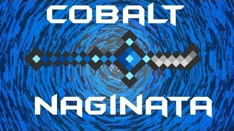 Cobalt Naginata Terraria HERO