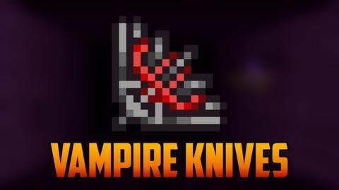 Вампирские ножи