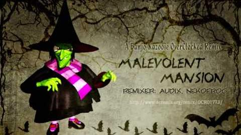 Malevolent Mansion ~ Banjo-Kazooie (OC Remix)