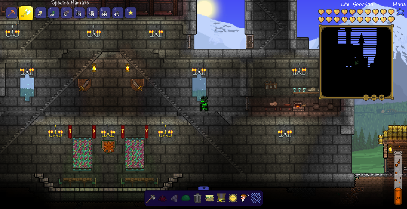 Image - Terraria Castle 2.PNG | Terraria Wiki | FANDOM powered by Wikia