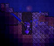 Water that isn't falling