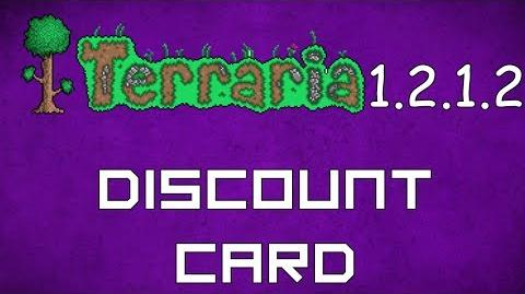 Discount Card - Terraria 1.2.1.2 Guide New Discount Accessory for Reforging Items!
