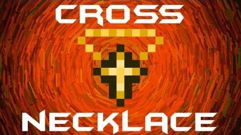 Terraria - Cross Necklace Accessory Terraria HERO Terraria Wiki