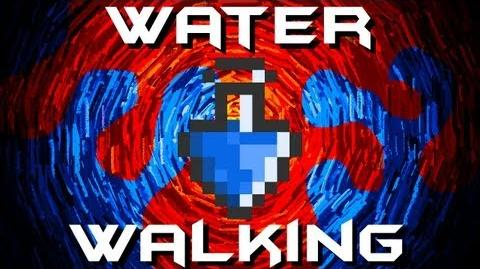Terraria - Water Walking Potion