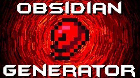 Terraria - Obsidian Generator