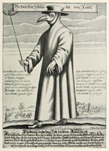 220px-Paul Fürst, Der Doctor Schnabel von Rom (Holländer version)