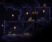 Casa subterránea de granito
