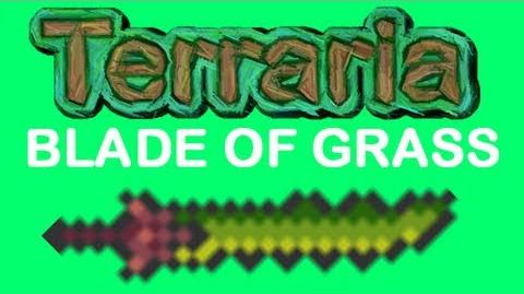 Blade Of Grass Terraria Wiki Fandom Powered By Wikia