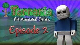 Terraria The Animated Series - Episode 2 (Rus by Rissy)-0