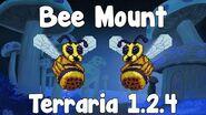 Bee Mount - Terraria 1.2
