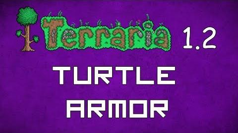 Turtle Armor - Terraria 1