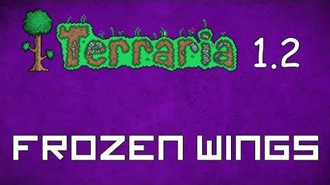 Frozen Wings - Terraria 1.2 Guide New Wings!