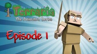 Terraria The Animated Series - Episode 1 (Rus by Rissy)