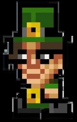 Pet Leprechaun O'Fyffe