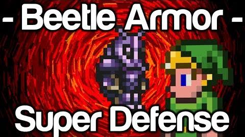 Beetle Armor Terraria 1.2.3 Update New Item New Patch