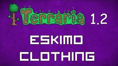 Eskimo Clothing - Terraria 1.2 Guide New Social Set!