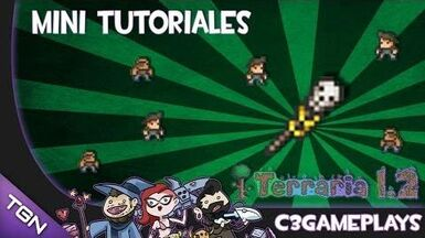 Pirate Staff - Tutorial Terraria 1.2