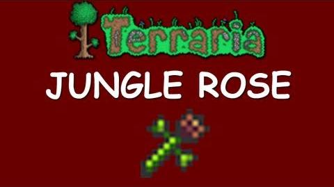 Terraria - Jungle Rose