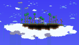 Empty Floating Island