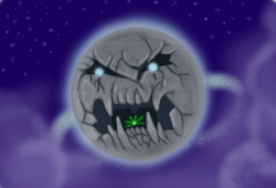 Lunar fanart K